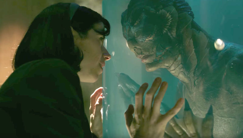 Opinion: The Shape Of Water fails the Bechdel test, and there's no excuse