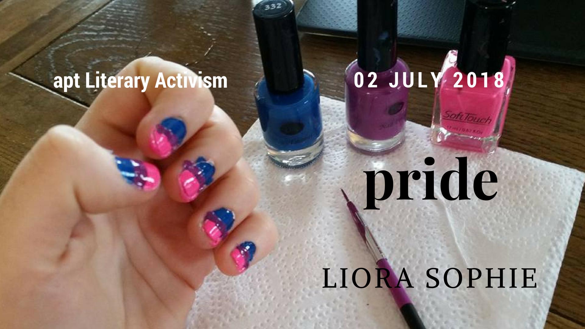 Pride by Liora Sophie