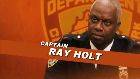 Daily Brooklyn 99 Thoughts: Captain Holt's Leadership