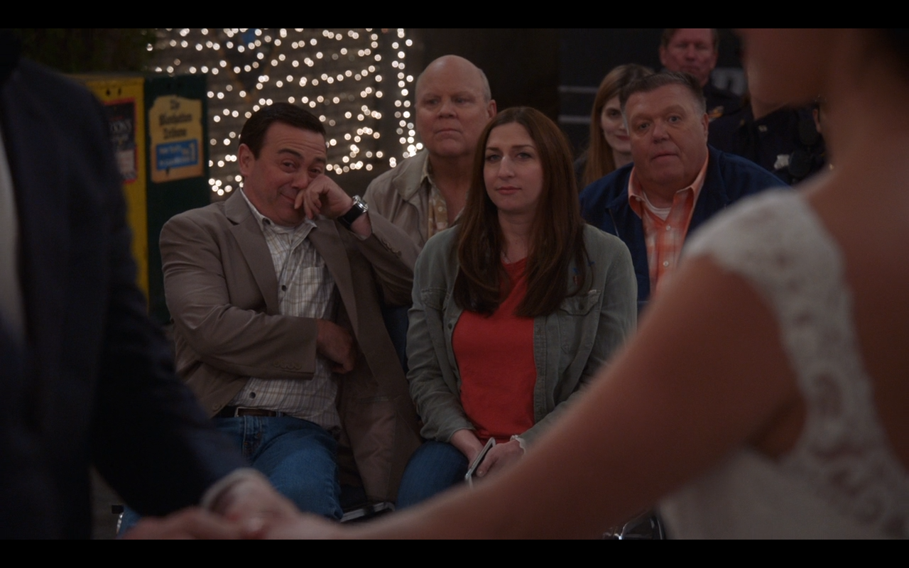 Daily Brooklyn 99 Thoughts: Queer Culture at Yet Another Opposite-Sex Wedding